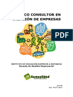 Técnico Creación de Empresas (Perú)