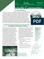 Communities Habitat Protection