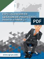 Brochure_especializacion en Gestion de Proyectos Pmi_cgi