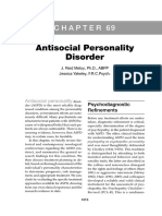 Antisocial Personalities