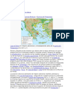 Los Griegos Cuarta Parte