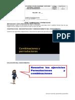 Gapp20-01. Talleres Con La Secuencia Didactica 10guia3 Permutacion y Combinacion