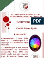 Palestra Cromopuntura 2