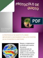 Protocolo de Quioto Trabalho Hilario