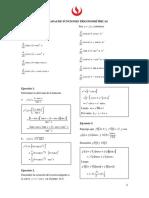 Derivadas de Funciones Trigonométricas
