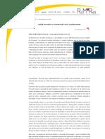 Ciro Marcondes - Michel Foucault e a Comunicação Como Acontecimento