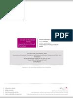 Instrumentos de Evaluación Psicológica en Peritaciones de Guarda y Custodia