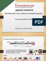 1. Introduccion a La Logistica