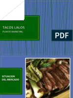 147063731 Plan de Marketing Taqueria Lalos
