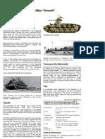Infanterie PzKpfw MK II 748(e) Oswald