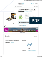 ZOTAC H87ITX-A-E - Specs, Reviews, Rating.pdf
