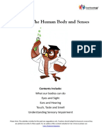 Resource Pack- Science- Year 1- Human Body and Senses