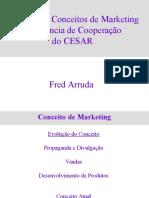 Slides Marketing Fred