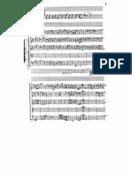 Le Mariage Forcé (Nur Musik)
