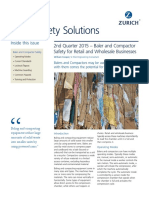 Retail Safety Solutions Newsletter Q2 2015