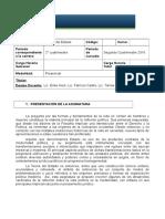IUPFA- Teoría del Estado - Programa 2016