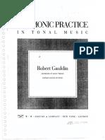 Gauldin Harmonic Practice