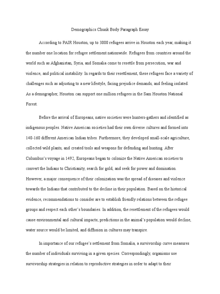 challenges faced by indigenous people essay