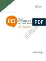 Informe PEI 2015-2020