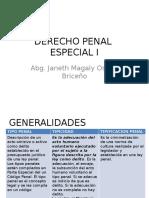 Archivo Derecho Penal I
