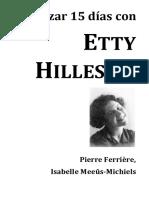Rezar 15 Días Con Etty Hillesum