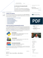 Vários Cursos Online Da Área de Programação - { Dicas de Programação }