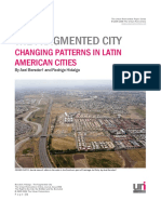 The Fragmented City, Changing Patterns in Latin American Cities