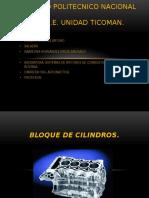 Bloque de Cilindros