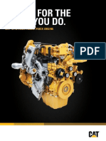 CAT CT13 Vocational Truck Engine Brochure