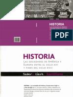 Santillana Historia II