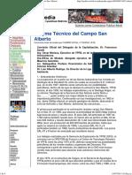 Informe Tecnico Del Campo San Alberto