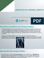 beneficios del drenajelinfatico