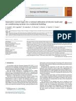 Lógicas de Controle Inovadoras Para a Utilização Racional de Cargas Elétricas e Sistemas de Ar Condicionado Em Um Edifício Residencial