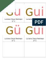 Fichas Gue