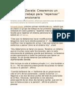 Noticias del Perú
