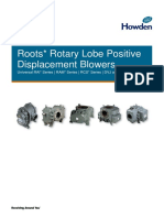 GEA 20317 Spec Sheet Small Rotary Blower Summary