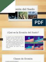 3 - Erosion Del Suelo