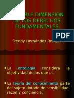 LaDoble-Dimensión de Los Derechos Fundamentales