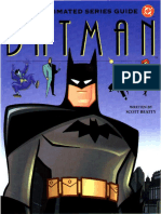 Batman Animated Series Guide 1 - 2003