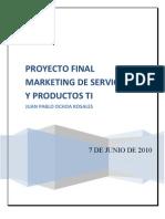Proyecto Final Mkt