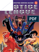 Justice League Animated Series Guide v1 (2004)