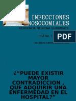 INFECCIONES NOSOCOMIALES R1