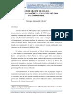 Impactos de la crisis en Brasil
