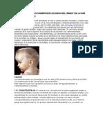 Patologias Craneo y Cara