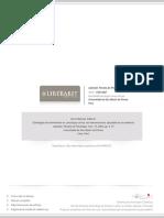 Estrategias de Intervención en Psicología Clínica Las Intervenciones Apoyadas en La Evidencia.