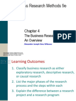 the Business Research Process