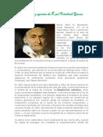 Biografía y Aportes de Karl Friedrich Gauss
