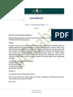 2013 UPSC CSAT Paper 2 Solved English1