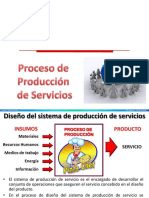 Proceso Servicio