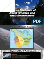 natives societies of north america and their environment